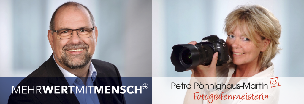Ralf Elett und Petra Pönnighaus-Martin